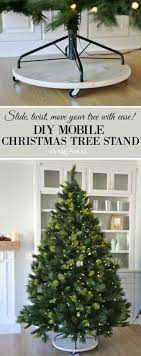 diy mobile tree stand trees mobiles and twists
