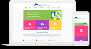web design with google sites creating a mobile friendly or