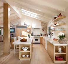 what are the dimensions of the island kitchen and clearance to the