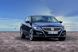 volkswagen passat cc exclusive line revealed autoevolution