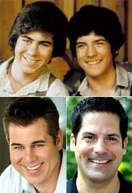 patrick and matthew labyorteaux as andy garvey and albert quinn