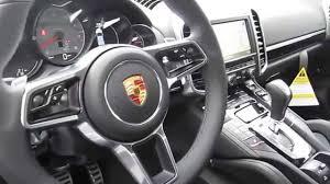 Porsche Cayenne White - 2015 porsche cayenne carrara white metallic stock 110215