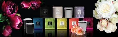 glow scented candles