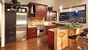 stehtisch küche küche in u form platzsparender und beschleunigen ihre arbeit