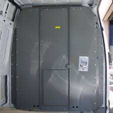 ranger design and weather guard mercedes sprinter bulkheads