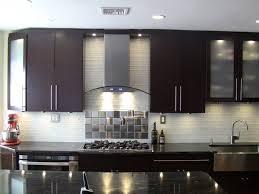 Kitchen Backsplash Tiles Glass Decorate Glass Backsplash Tile Kitchen Kitchen Design 2017