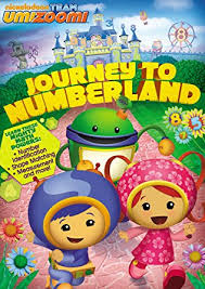 amazon team umizoomi journey numberland team umizoomi