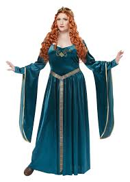 plus size lady guinevere costumes plus size lady guinevere