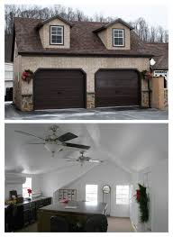 Garages With Living Quarters Above Eagle Ridge 2 Story Garage With Outside Stairs For The Home