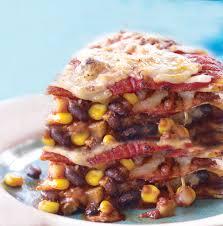 tortilla lasagna recipe vegetarian times