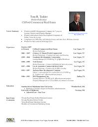Sample Real Estate Resume by Freight Broker Resume Free Resume Example And Writing Download