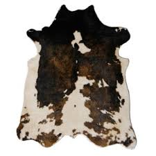 Cowhide Print Animal Print Rugs