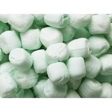 pillow mints pastel green pillow mints candy 5lb reception ideas 3