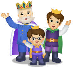 prince wednesday and family neighborhood of make believe friends