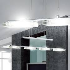 Esszimmerlampe H Enverstellbar 16 Watt Led Pendel Decken Hänge Lampe Esstisch Höhenverstellbar