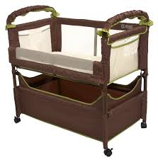 How To Convert A Crib To A Bed by Best Co Sleeper Crib U0026 Baby Bassinet Attaches To Bed U0026 Bedside