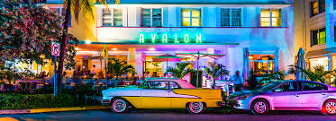 imagenes miami de noche cruceros a miami viajes en crucero noche en miami www