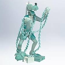 amazon com goofy as jacob marley 2011 hallmark disney mickey u0027s