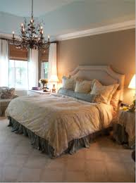 wonderful country chic master bedroom ideas with king size bed for