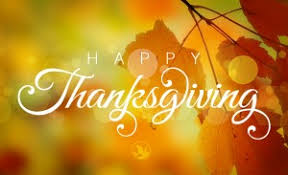 offices closed in observance of thanksgiving day