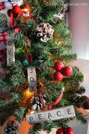 personalized scrabble ornaments a owl