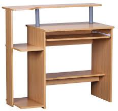 Schreibtisch 90 Cm Tief Finebuy Cevo Computertisch Buche 94 X 90 X 48 Cm Mit