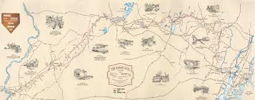 Nj Path Map Morrris Canal Map 1824 1924