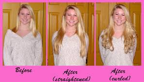 clip in hair extensions before and after before afters photos