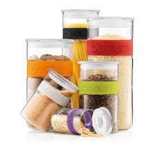 cuisine bodum presso storage jars by bodum in the shop