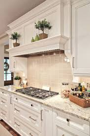 Kitchen Countertops With White Cabinets by Top 25 Best Kitchen Stove Ideas On Pinterest Stoves Oven