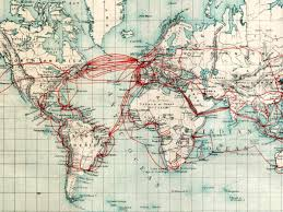 Map O Undersea Internet Cables Are Surprisingly Vulnerable Wired
