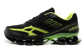 bounce tanks series shoes men black green gn97057
