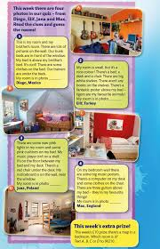 Things In A Bedroom Unit 1 Activities Gold Experience A1 E Text