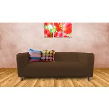 sofa klippan brown cover slipcover to fit ikea klippan 2 or 4 seater sofa