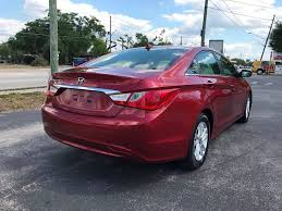 2012 hyundai sonata for sale 2012 hyundai sonata gls in orlando fl de couto motors inc