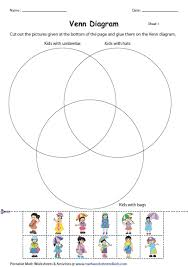 venn diagram activities and templates