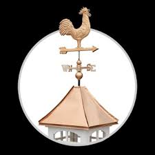 Cupola Size Rule Of Thumb Copper Weathervanes Barn Cupola Horizon Structures