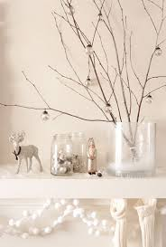 White Christmas Table Decorations by White Christmas Decorating Ideas Family Holiday Net Guide To
