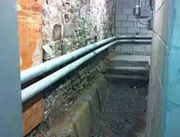 restoration and waterproofing basement erthecon group