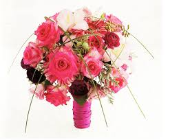 wedding flowers png hot pink wedding bouquet images png or pink bouquets