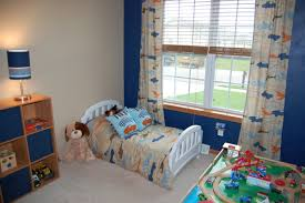 Room Boy Simple Yet Fun Toddler Boy Bedroom Ideas