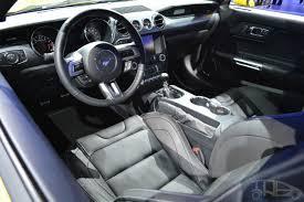 mustang 2015 inside 2015 ford mustang gt at 2014 naias interior indian autos
