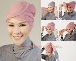 tutorial hijab resmi tutorial hijab simple dan terbaru ala zaskia adya mecca