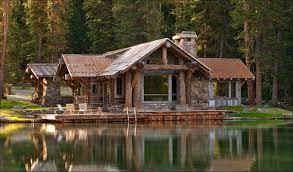 logcabin homes beautiful montana log cabin is a masterpiece cozy homes life