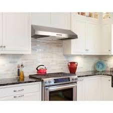 kitchen ventilation ideas cabinet range hoods range hoods the home depot inside 30