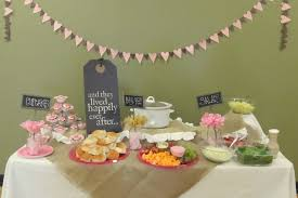 the elegant and simple bridal shower decor the latest home decor