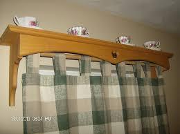 stylish unfinished wood curtain rod brackets curtain idea arina