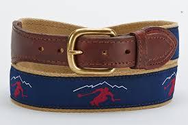 ribbon belt mens ribbon belts yri custom designs