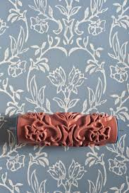 pattern paint roller patterned paint roller craft ideas pinterest patterned paint