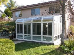 Outdoor Glass Patio Rooms - triyae com u003d backyard enclosures sunrooms various design